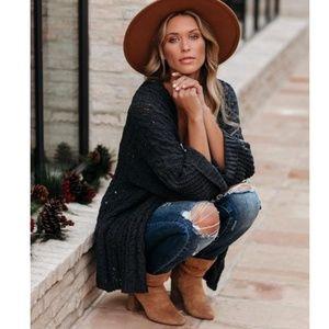 CHELSEA Knit Cardigan